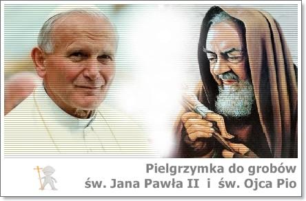 Pielgrzymka do grobu �wi�tego Jana Paw�a II